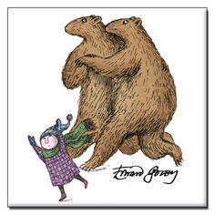 Edward Gory -- Dancing Bears