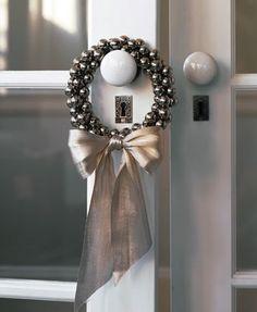 petite bell wreath