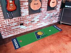 NBA - Indiana Pacers Putting Green Runner