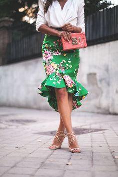 faldas fashion - Buscar con Google