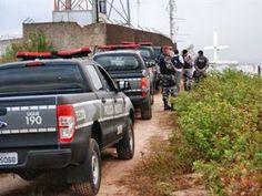 Megaoperação entre a PB e PE prende 21 por tráfico, comércio ilegal de arma e roubo de carro
