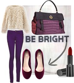 """Be Bright"" by queenbeebeverlyhills on Polyvore"