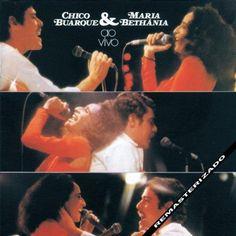 Chico Buarque e Maria Bethânia ao vivo 1975