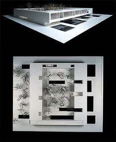 KSK luxury as a way of life⊱✿⊰Architectural Models Concept Architecture, Architecture Drawings, Gothic Architecture, Contemporary Architecture, Interior Architecture, Chinese Architecture, Interior Design, Le Corbusier, 3d Modelle