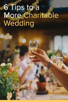 How to Plan a Charitable Wedding - Charity Favors, Registries & Renewal Wedding, Wedding Vows, Our Wedding, Event Planning, Wedding Planning, Second Weddings, Glamorous Wedding, Marry You, Simple Weddings