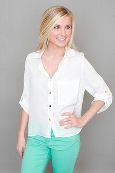free spirit blouse