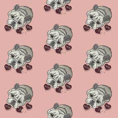 French Bulldogs | Lil Creatures Dog Fabrics