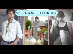 How to build a BASIC WARDROBE from scratch/ Ultimate guide to my TOP 10 BASICS - YouTube