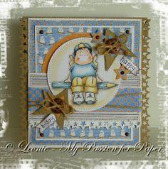 Little Boy B-day Card