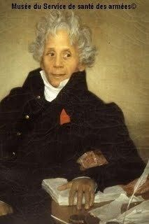 Francois Fournier de Pescay (1771-1845) He may have been the first black surgeon. Born in Bordeaux, France of Haitian and French ancestry, he rose to chief surgeon of the French military, and later practiced in Brussels, Belgium, where he founded the Medical Society.