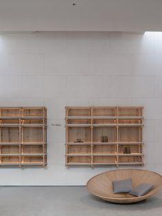 ideas living ideas for deck ideas ideas brown sofa are modern decor ideas ideas classroom to wall decor ideas decor ideas 2018 Xiamen, Glass Pavilion, Japanese Interior, Salon Design, Dining Area, Furniture Design, Sweet Home, Shelves, Interior Design