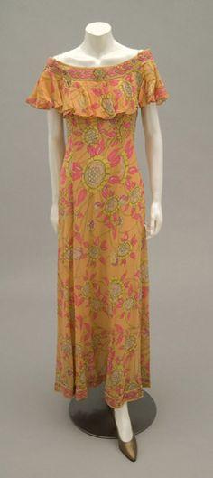 Dress    Emilio Pucci, 1970    The Philadelphia Museum of Art