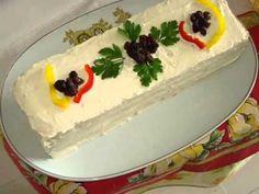 Torta Fria de Frango deliciosa e fácil / Panquecas by Isa(  Norwegian Re...