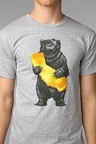 California Golden Bear Tee by Upper Playground