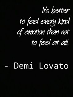 Demi Lovato - Staying Strong Quotes