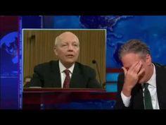 Jon Stewart Mocks 'Totally Incompetent' IRS: 'Borders on Criminal Idiocy' - YouTube