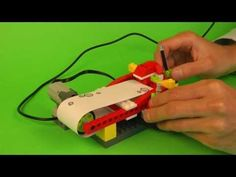 ▶ Space shuttle LEGO WeDo - YouTube