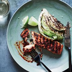 This deliciously spicy sauce makes a gorgeous glaze for rich salmon fillets, but it would be great on chicken and pork, too.