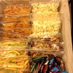 Inspired!! Healthy snacks!!!