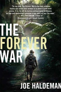 Don't be intimidated by this military sci-fi classic--the book is heavy, but not heavy-handed. Overall, very enjoyable and can be knocked out in a long weekend.