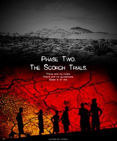 the scorch trials movie I just finished the first book And I'm exited for the second!!