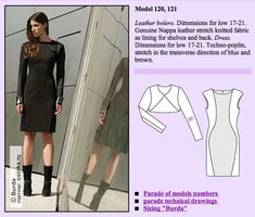 Sew Your Kibbe: Flamboyant Gamine – Doctor T Designs Gamine Style, Knitted Fabric, Poplin, Contrast, Dresses For Work, Silhouette, Sewing, Gamine Fashion, Model
