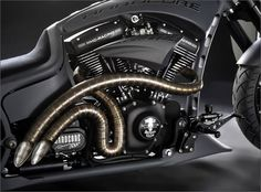 One off Copper Color Straight Pipe Motorcycle Exhaust, Motorcycle Design, Classic Motorcycle, Straight Pipe, Custom Choppers, Pipe Dream, Cafe Racer, Kustom, Innovation Design
