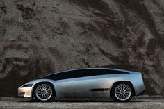Giugiaro Concept: The world's fastest hybrid, Future Vehicle, Giorgetto Giugiaro, Futuristic Car, Italdesign Quaranta