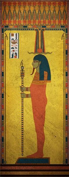 by Dionys Ray. Ptah-Sokar-Osiris