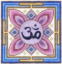 Spiritual Needlepoint - Mandalas
