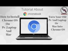 This video tutorial is all about How to install Chrome OS on any Computer. In this video, I show you how to turn your old Laptop Desktop PC into . Chromebook, Science And Technology, Desktop, Mac, Laptop, Retro, Youtube, Retro Illustration, Laptops