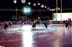 Enjoy a little Winter Wonderland this Fall with the opening of ICE at Santa Monica this Saturday, November 1st!