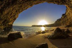 Senhora da rocha, Algarve, Portugal