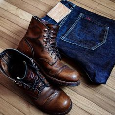 Iron Ranger 8111, Red Wing Iron Ranger, Red Wing 8111, Iron Rangers, Leather Boots, Men's Shoes, Combat Boots, Man Outfit, Footwear