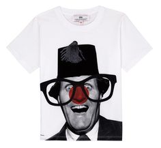 Stella McCartney Tommy Cooper Adult Unisex Red Nose Day T-shirt Tommy Cooper, Shirt Drawing, Red Nose Day, Step Kids, Tk Maxx, Red Shirt, Stella Mccartney, Mary Mccartney, Fashion Outfits