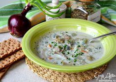 Легкий луково-рыбный суп | Кулинарные рецепты от «Едим дома!»