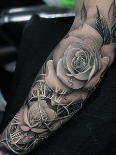 Forarm Tattoos, Forearm Sleeve Tattoos, Full Sleeve Tattoos, Dope Tattoos, Sleeve Tattoos For Women, Tattoo Sleeve Designs, Tattoo Designs Men, Hand Tattoos, Tattoo Ink