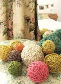 vintage yarn collection ~ by dottie angel. Crochet Yarn, Knitting Yarn, Knitting Patterns, Start Knitting, Wool Yarn, Dottie Angel, Yarn Stash, Yarn Bombing, Yarn Colors