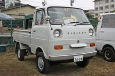 1969 Mitsubishi Minicab