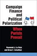 Campaign Finance and Political Polarization Finance, Campaign, Politics, Books, Livros, Libros, Book, Economics, Book Illustrations
