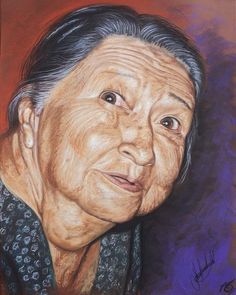 My first work with pastel./ Mi primer trabajo a pastel. Mamá Eva. 70x50 cm. #arts_gallery #grandma #family #promoteart #pastelart #Keoni  #portrait #supportart #artcollective #realism #figuration #arts_help #assemble_art #TalentedPeopleInc #promoteart #pencildrawing #pasteldrawing #contrast #pencil #pencilart #arts_help #art_assistance #art_conquest #artistic_unity_ #supportartists #art_spotlight #proartists #blvart #artpencil_share #worldofartists  @worldofartists by keoni_streetart