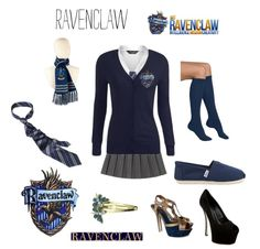 Ravenclaw, the house of intelligence harry potter amino Harry Potter Uniform, Harry Potter Kostüm, Harry Potter Dress, Hogwarts Uniform, Harry Potter Cosplay, Harry Potter Tumblr, Harry Potter Outfits, Hogwarts Outfit, Ravenclaw