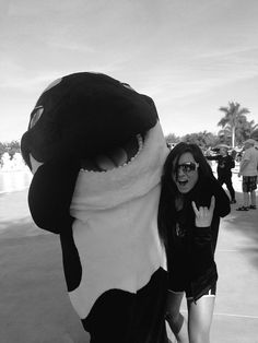 Having a whale of a time at #PlungeFL