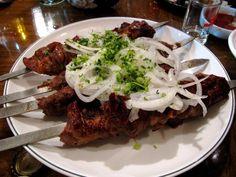 Kebab (Shaslik)   16 Delicious Uzbek Dishes You Need To Try Immediately