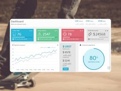 Dynamic - Responsive Admin Template by BootstrapBay