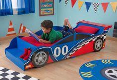 KidKraft Rennauto Kinderbett Racecar Rennwagen Kinder Bett 76038 NEU! | eBay