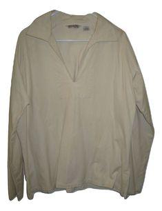 Vintage 70s Lands End Square Rigger Sailor RARE Shirt Uniform Mens Canvas Large #LandsEnd #SailorUniformShirt Nautical Outfits, Uniform Shirts, Vintage 70s, Sailor, Canvas, Mens Tops, Women, Fashion, Tela