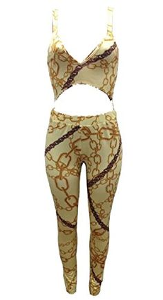 b1da7b289d7 XINHE Women s Sexy Print Clubwear Fit-and-Flare Backless V-Neck Jumpsuit  AS1 XS
