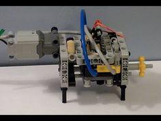 Compact Lego Automatic Transmission - YouTube