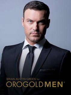 Brian Austin Green for Orogold Photographer: Ian Fisher